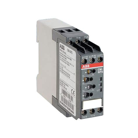Abb Sfs Current Monitoring Relay Rapid Online