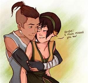 Avatar: Last Airbender - Toph x Sokka   Favorite Anime ...