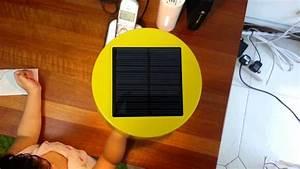 Ikea Led Panel : ikea solar powered table lamp youtube ~ A.2002-acura-tl-radio.info Haus und Dekorationen