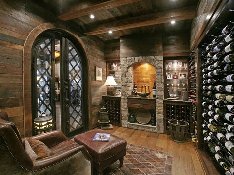 stunning home wine cellars design ideas  pictures