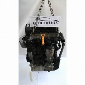 Engine  Motor Vw Polo 1 4 Tdi 80 Ch Bms