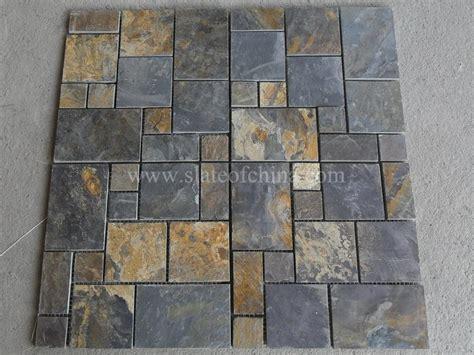 slate mosaic slate mosaic tile slate mosaic pattern slate mosaic chinese slate mosaic supplier slate