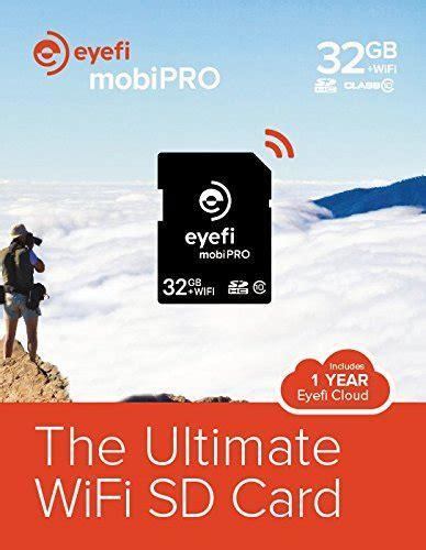 wifi sd karte eyefi mobipro mobi pro sdhc sd speicherkarte 32gb 32 gb
