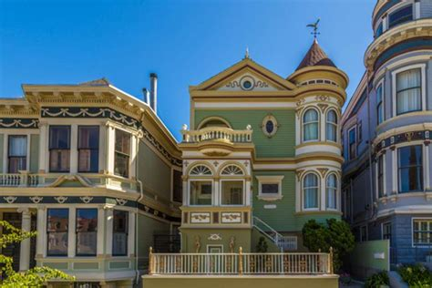 Why We Love San Francisco Victorian Homes