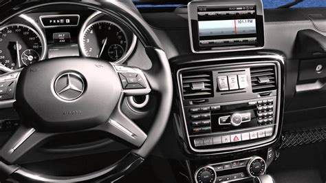 class interior features mercedes benz suv youtube