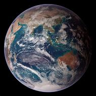 NASA Blue Marble Earth From Space