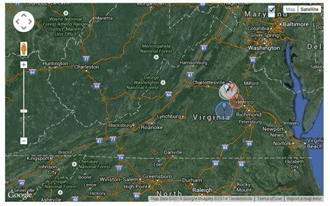 Virginia Earthquakes