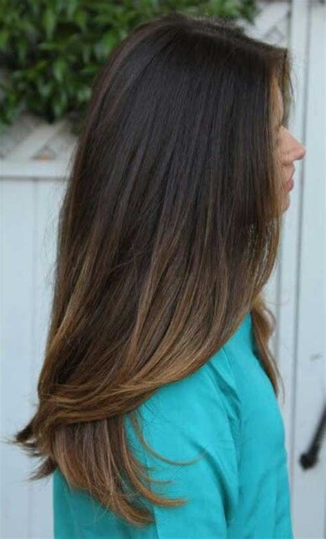 long layered straight hairstyles hairstyles