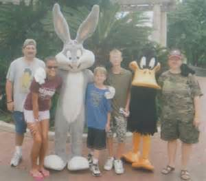 Six Flags Over Texas Families