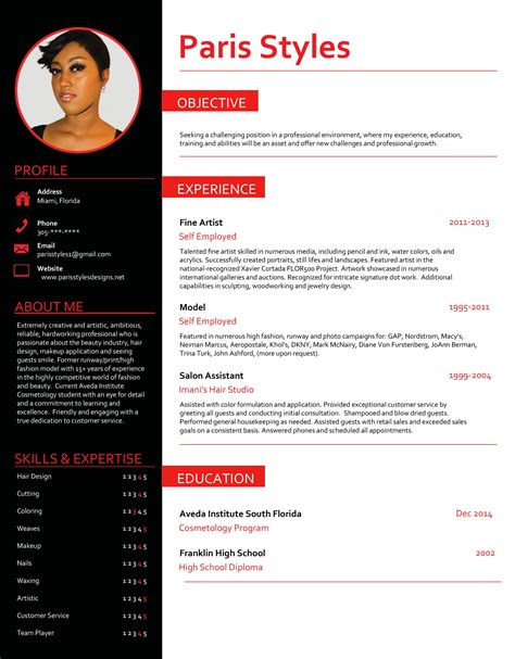 resume styles exles writing resume sle writing