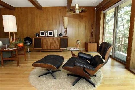 mid century decor wood paneling ideas home