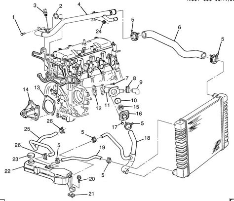 Have Pontiac Sunfire With Coolant Leak The
