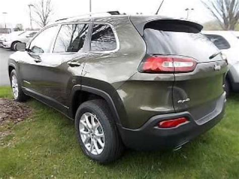 jeep cherokee green 2015 2014 jeep cherokee bath pa youtube