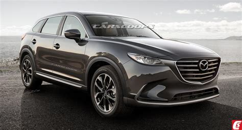 mazda suv lineup future cars 2017 mazda cx 9 suv sharpens up kodo style