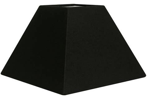 abat jour rectangulaire noir abat jour pyramide noir metropolight vente en ligne abat jour forme pyramidale noir