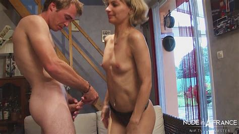 Amateur French Couple First Time Casting Couch By Nude In