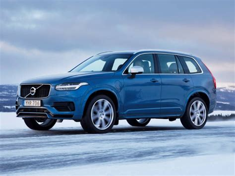 2017 Volvo Xc90 Reliability by 10 Of The Most Comfortable Cars In 2017 Autobytel