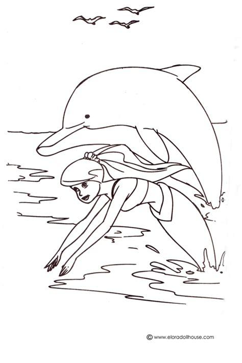 dolphin coloring pages dolphin coloring pages free az coloring pages