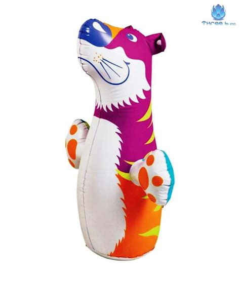intex inflatable 3d bop bag buy intex inflatable 3d bop bag online at low price snapdeal
