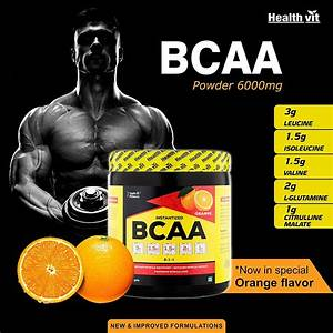 5 Best Bcaa Supplements In India 2020