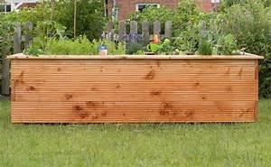 HOCHBEET SELBER BAUEN Hausbau Garten DIY