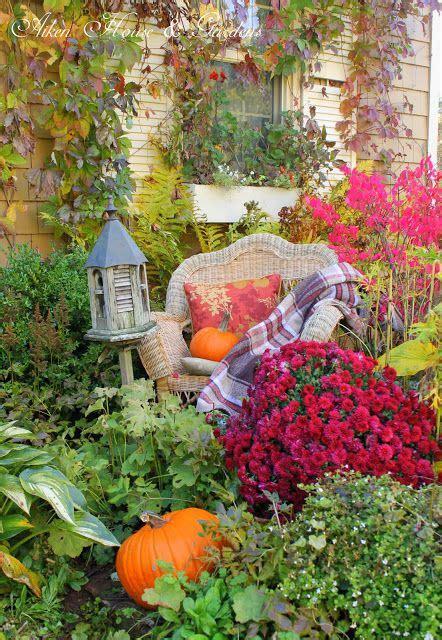 1000+ Ideas About Autumn Garden On Pinterest  Fall Season