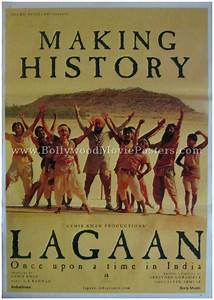 Lagaan | Bollywood Movie Posters