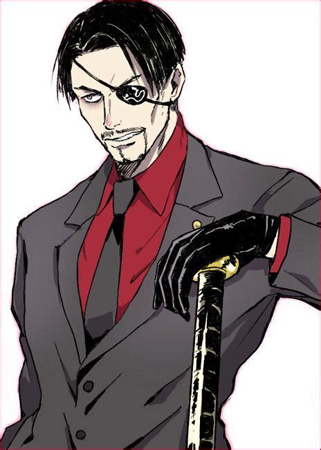 yakuza character design    anime art