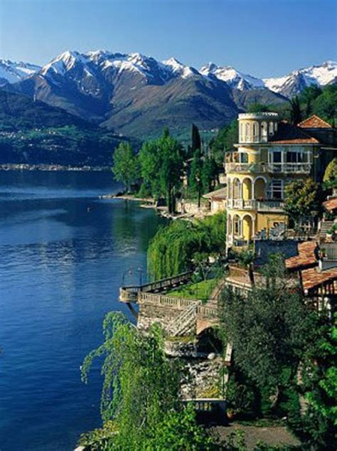 lake como is most popular lake and top romantic