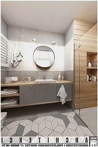 Meuble Salle De Bain Moderne : photo salle de bain moderne meuble salle de bain ~ Nature-et-papiers.com Idées de Décoration