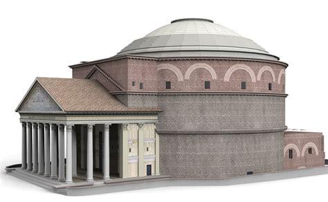 Cupola Pantheon Roma by Free Illustration Pantheon Rome Architecture Free
