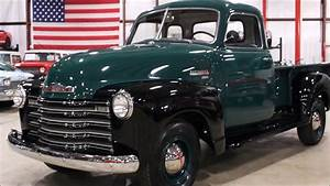 1950 Chevy 3600 Pickup
