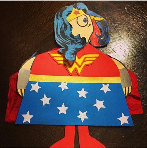 Turkey Disguised As Wonder Woman Turkey Disguise Turkey