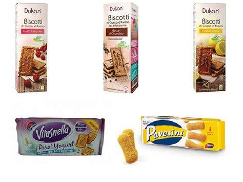 Alimenti Concessi Dukan by Biscotti Dukan Tollerati Ricette Dieta