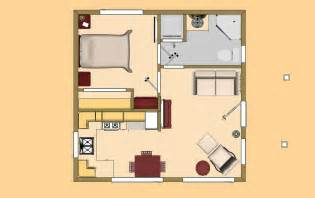 square house floor plans cozyhomeplans 400 sq ft small house floor plan concept flickr