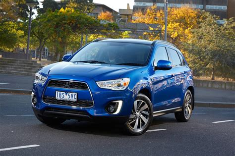 Mitsubishi News by Mitsubishi Cars News My15 Asx On Sale Now From 24 990