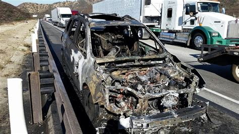 subaru forester engine caught fire  complaints