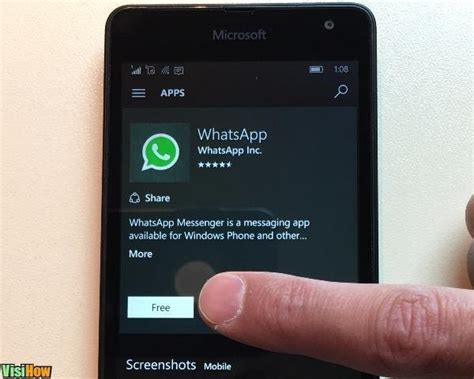 file install and setup whatsapp for windows