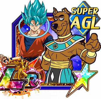 Scooby God Destruction Doo Saiyan Db Goku