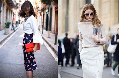 comment porter la jupe crayon dress like a parisian