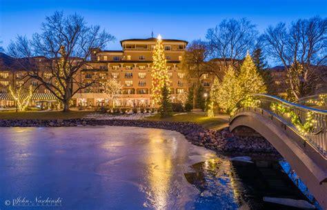 view holiday   broadmoor hotel colorado springs