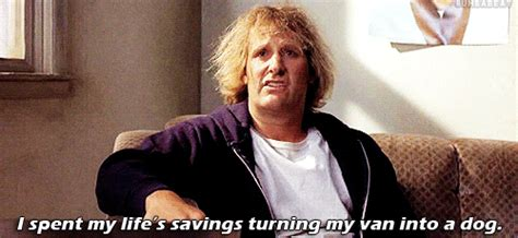 Dumb And Dumber Bathroom Gif by Dumb And Dumber Quotes And Gifs Laugh Out Loud