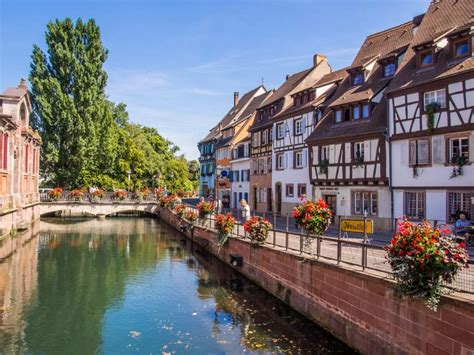 Colmar Explore This Fairytale Village In Alsace, France