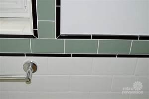 Amy's 1930s bathroom remodel - classic and elegant - Retro