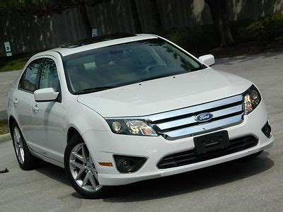 how things work cars 2011 ford fusion seat position control buy used 2011 ford fusion lthr heated seats sync sunroof blindspot sensors backen camera in