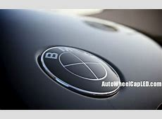 BMW Full Black 7Pcs Emblems 82mm Hood 74mm Trunk 68mm
