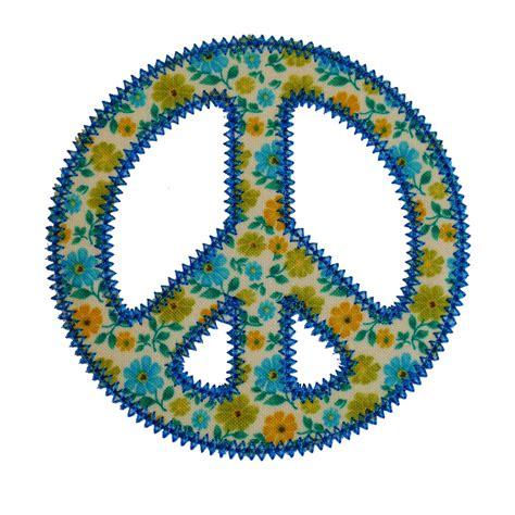 applique design big dreams embroidery peace sign machine embroidery
