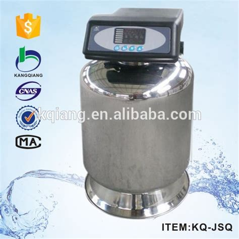 automatic operation sink water softener buy water