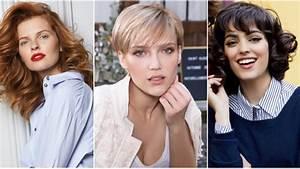 Coupe De Cheveux Femme Tendance 2019 : les tendances coupe de cheveux de l automne hiver 2018 2019 femme actuelle le mag ~ Melissatoandfro.com Idées de Décoration
