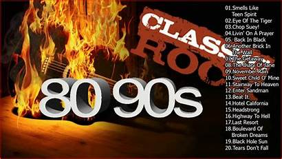 Rock 80s 70s Bands Songs 90s Classic
